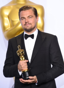 Congratulations to Leonardo DiCaprio and hardworking artists everywhere! Credit: Getty Images